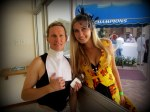 Top South African jockey & Durban July 2012 winner Pierre Strydom