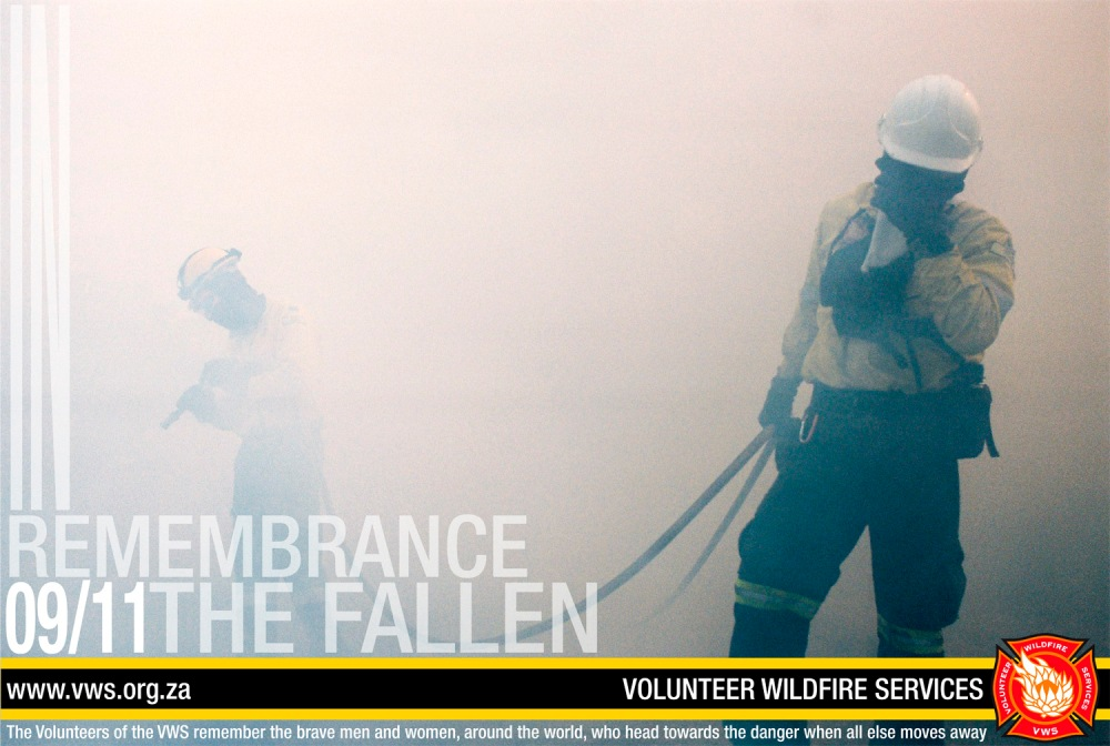 South African Volunteer Wildfire Services