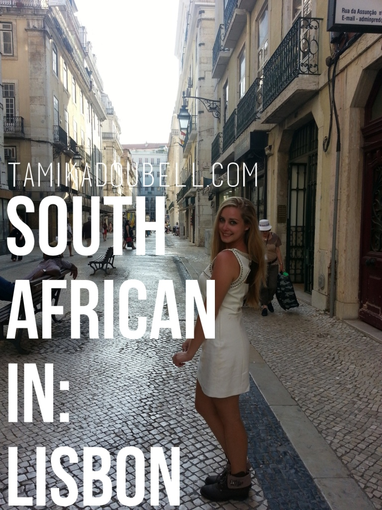 South African In: Lisbon