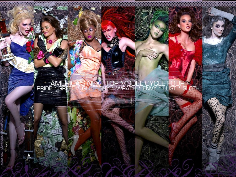 Seven Deadly Sins Party