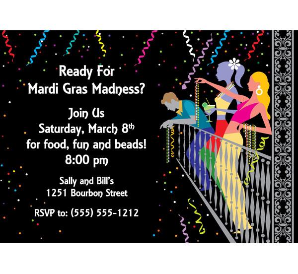 Mardi Gras Party Ideas | The Starlit Path
