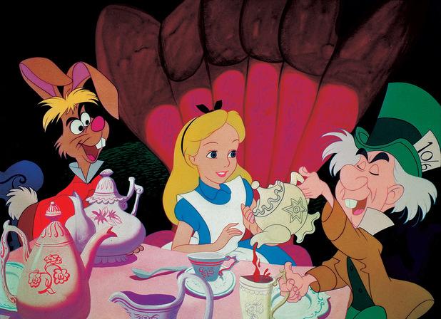 Alice in Wonderland Themed Parties