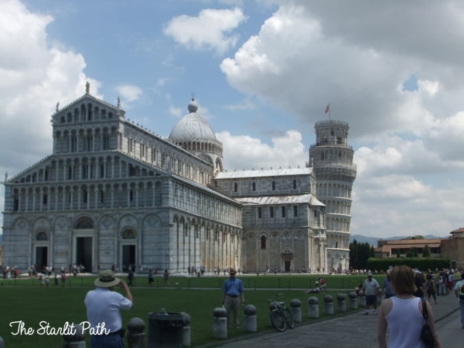 Pisa Tuscany Italy Travel