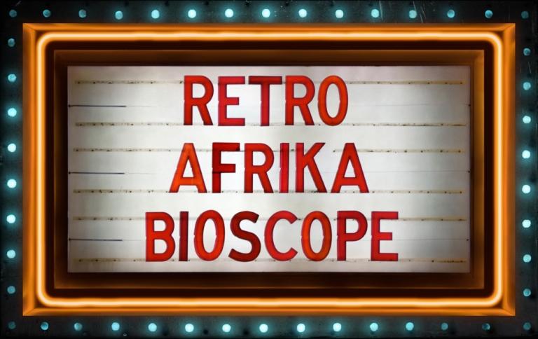 Tamika Doubell Retro Afrika Bioscope