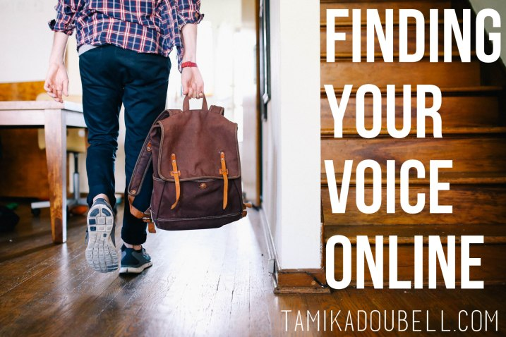 Finding Your Voice Online - Embrace you! Find out how to Communicate that Truthfully that Online