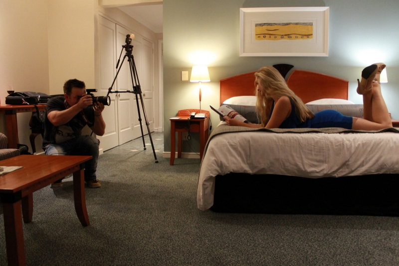 Behind-The-Scenes with City Lodge + Kevin Ruth Photography