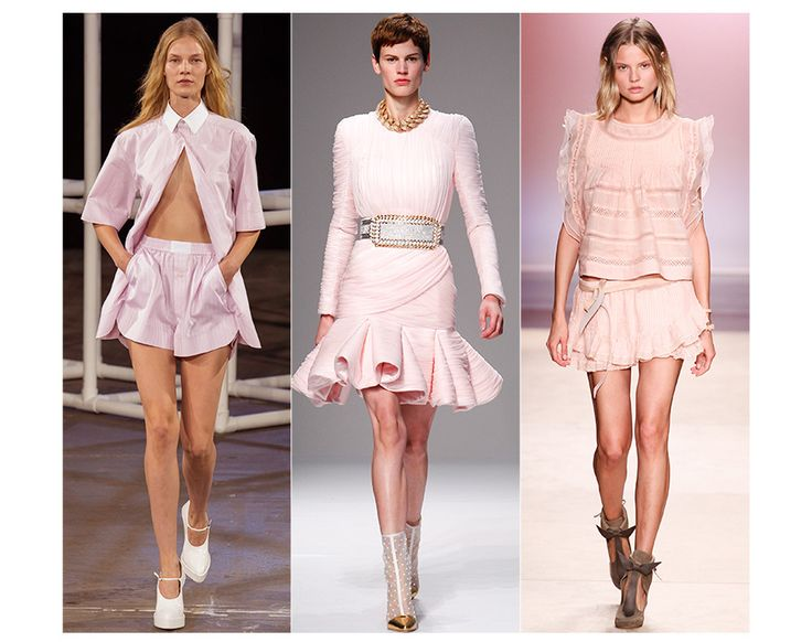 Fashion: What's Hot Now