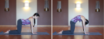 Yoga Pose for Opening Crown Chakra