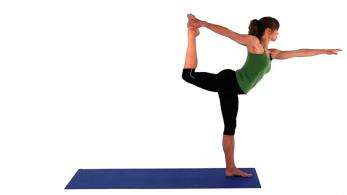 Yoga poses to open Heart Chakra