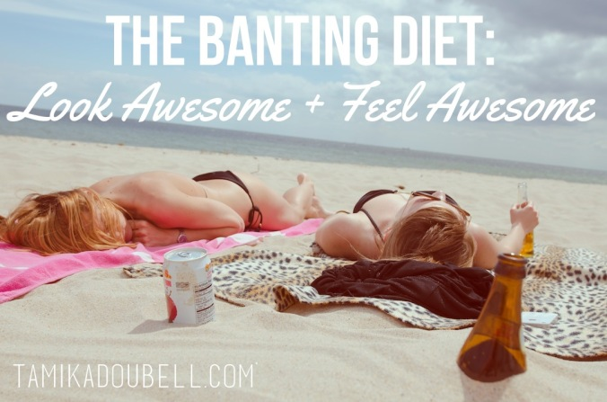 The Banting Diet + What it's about