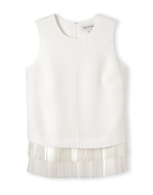 Country Road Fringe Shell Top, Woolworths R1 199