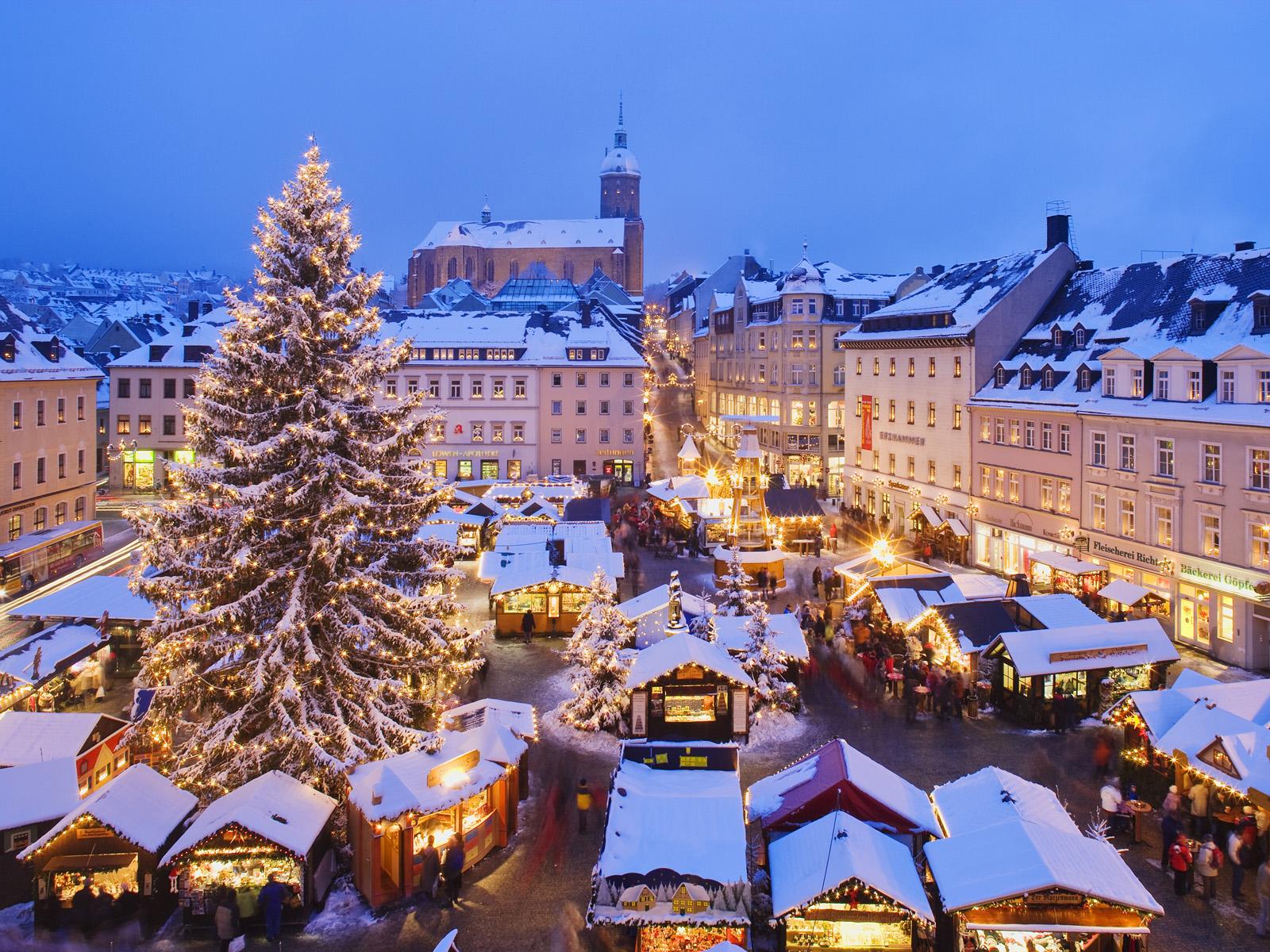 christmas markets at berlin