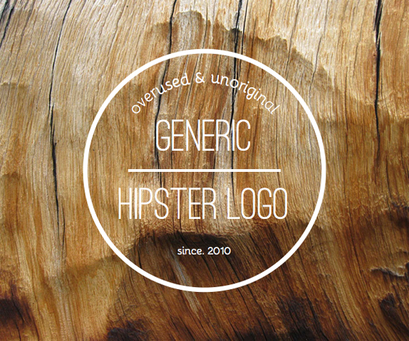 Design your own hipster logo the starlit path for Hipster logo generator