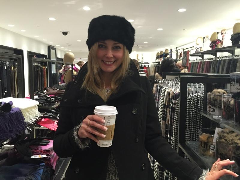 Late Night Shopping in Macy's NewYork!