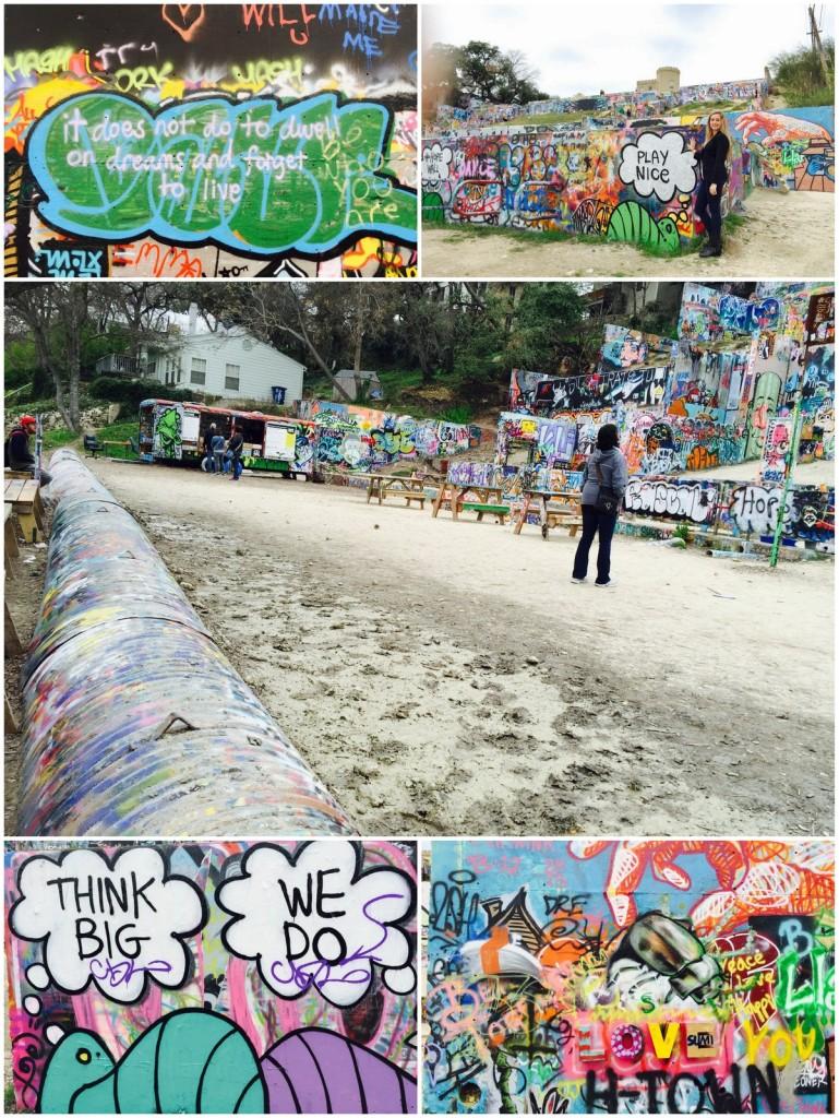 Graffitti Wall1