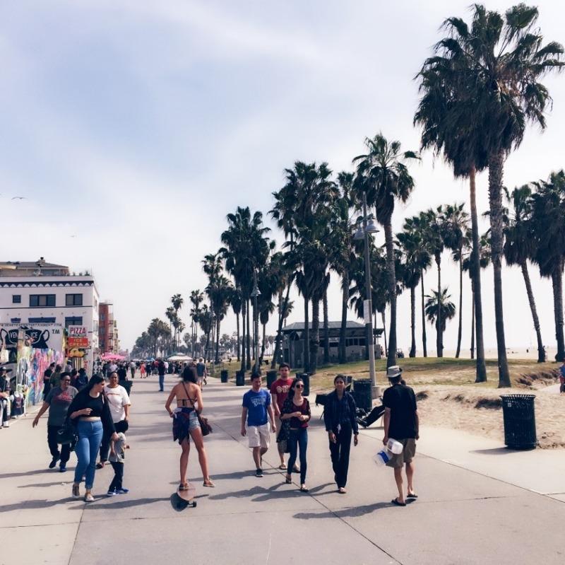 Photo: Venice Beach,LA