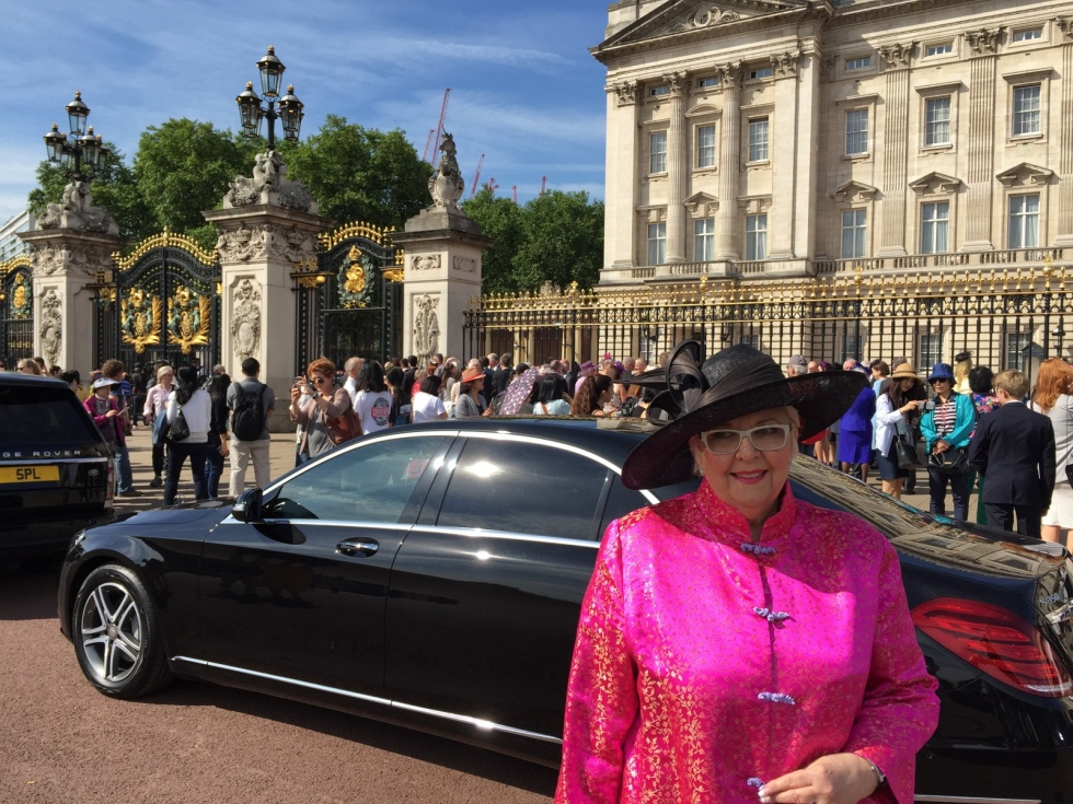Royal Investiture Buckingham Palace