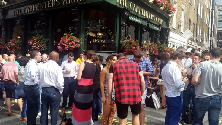 Carpenter's Arms London