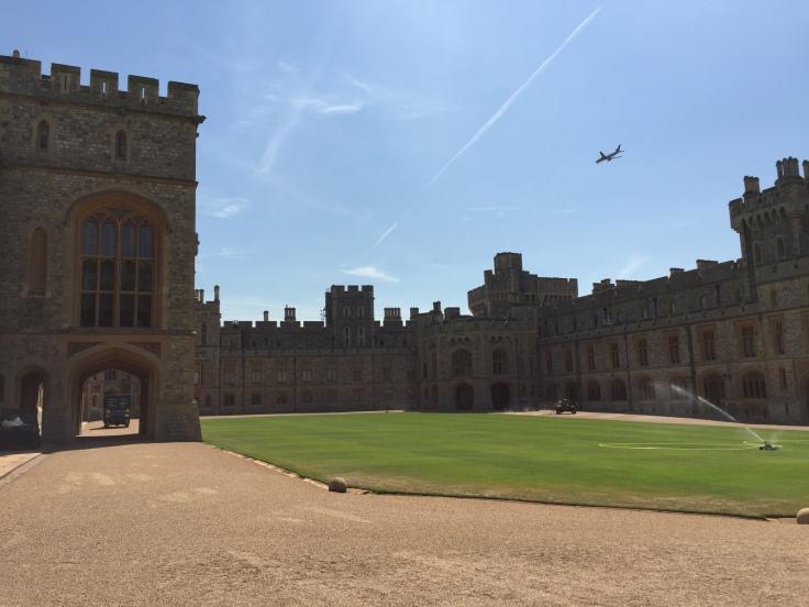 Interior Windsor Castle