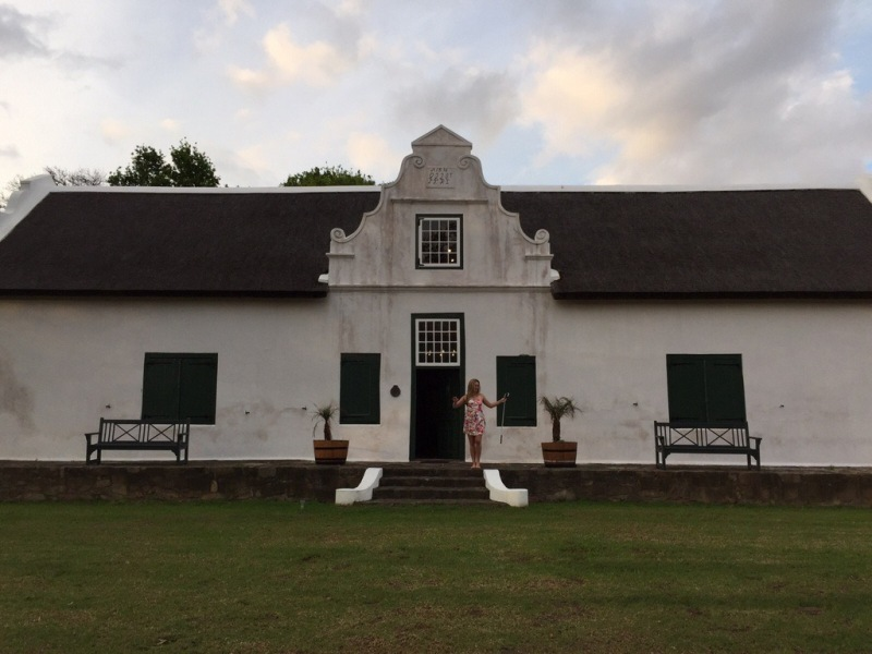 Highlight: Cape Dutch Architecture