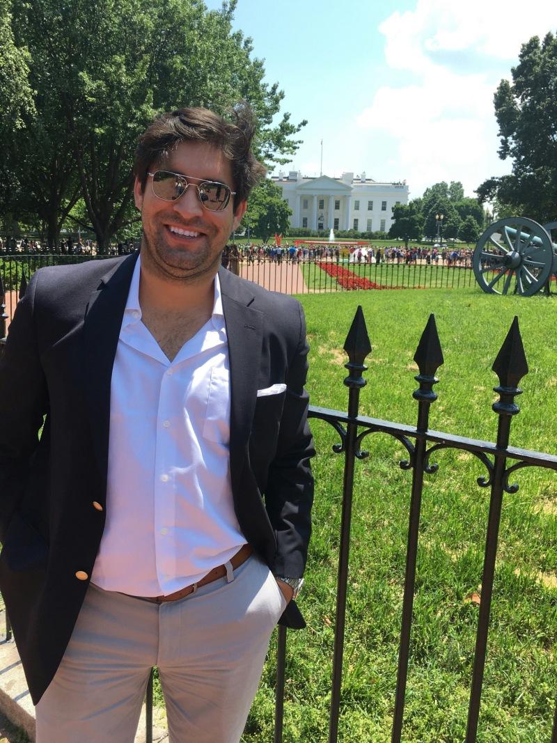 The White House inWashington
