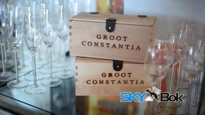 Groot Constantia Wine Estate in Cape Town, SouthAfrica