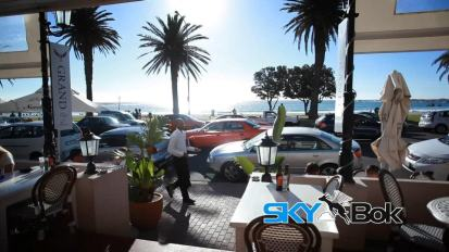 The Grand Cafe + Restaurant in Cape Town, SouthAfrica