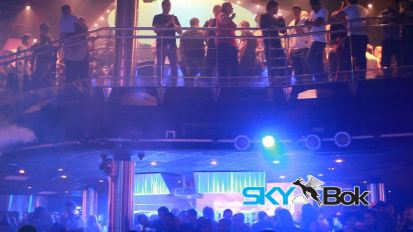 Friar Tucks Nightclub in Grahamstown, SouthAfrica