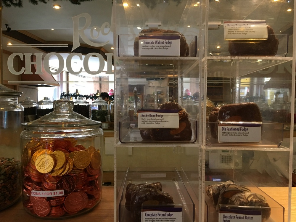Rocky Mountain Chocolate Shop